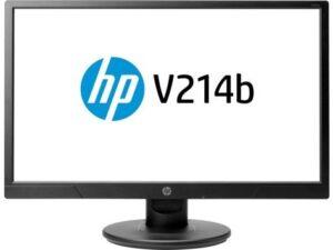 "Brand New HP V214b 20.7"" Full HD TN with LED Backlight Monitor Black"