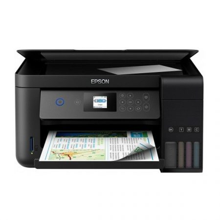 Weight: 5.5 kg Compatibility: Windows XP / Vista / 7 / 8 / 8.1 / 10 Mac OS X 10.6.8 or later Brand: Epson Model: Epson L4160 Ultra-low-cost printing: Print up to 14,000 pages in black and 5,200 pages in colour