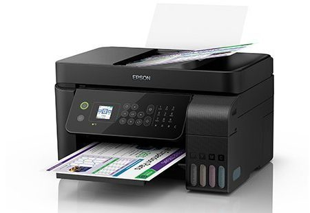 Epson L5190 Wi-Fi All-in-One Ink Tank Printer with ADF