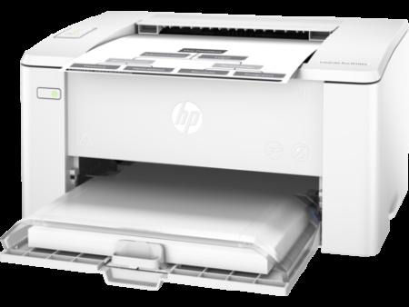HP LaserJet Pro M102a - Printer - Laser - A4 - USB