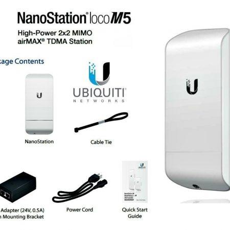 Ubiquiti Nansotations m5