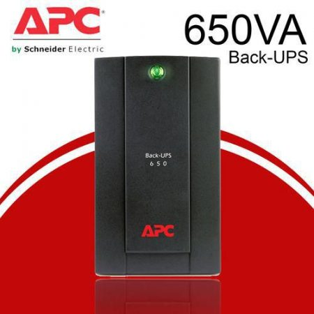 APC-650VA Power BACK up solutions